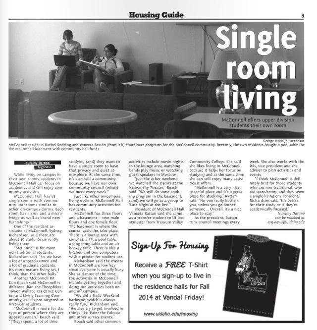 Single room living | Nurainy Darono