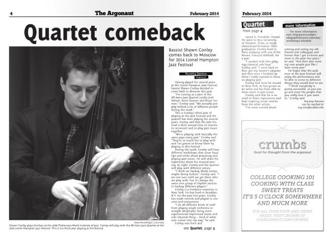 Quartet comeback | Nurainy Darono