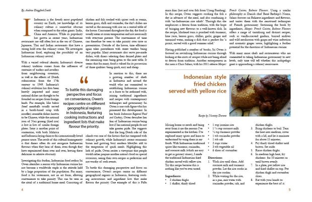 The magazine layout3
