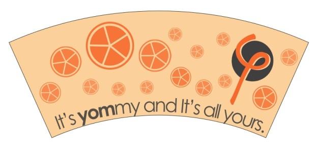 Yom cup design