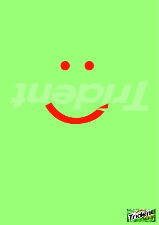 print ad green