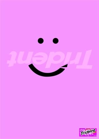 print ad pink