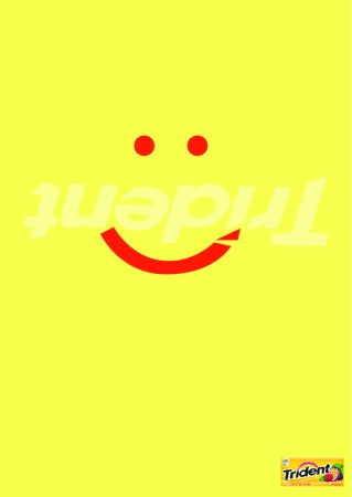 print ad yellow