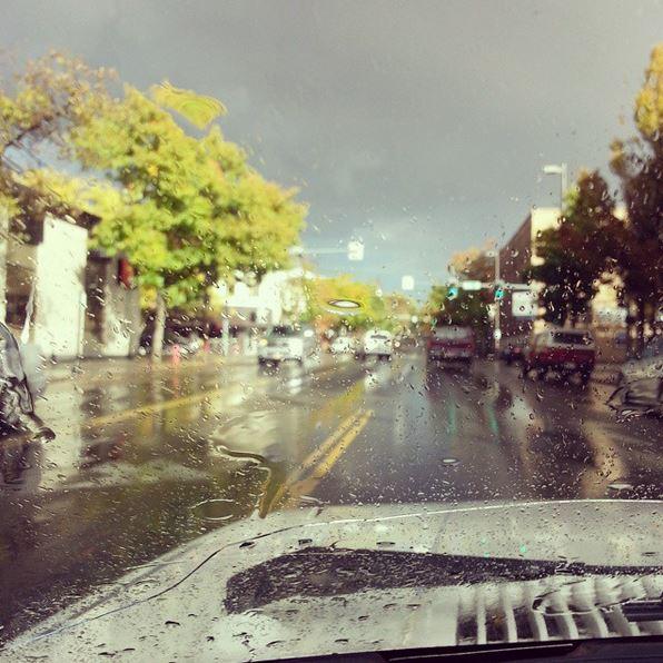 rain moscow