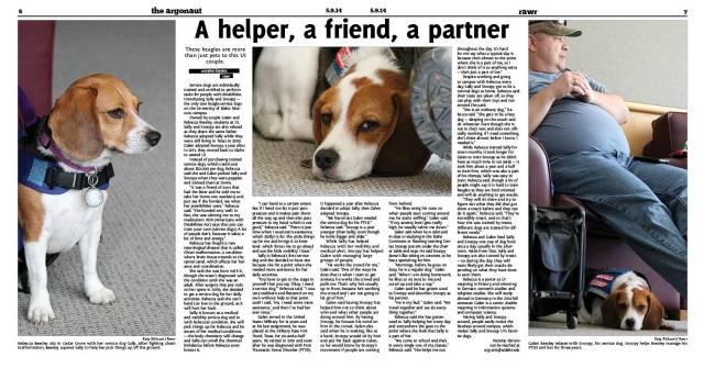 A helper, a friend, a partner | Nurainy Darono