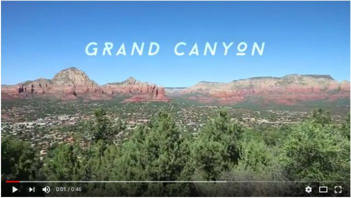 Grand Canyon youtube